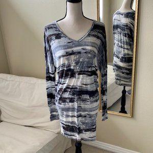 CAbi Style 130 Dolman Sleeve Tunic Top